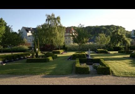 Østre Kirkegård.