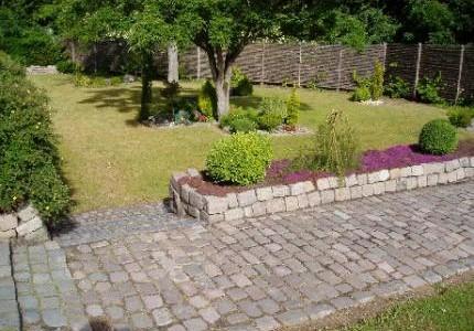 Nordre Kirkegård - Urnehaven.